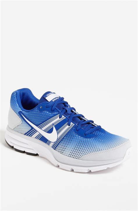 air pegasus running shoes nike air pegasus 29 breathe running shoe in blue for