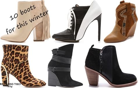 shoe fashion trends 2014 2015 10 boots for every style