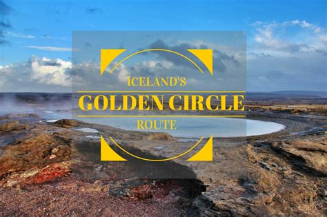 golden circle iceland map what can you see on iceland s golden circle tour the