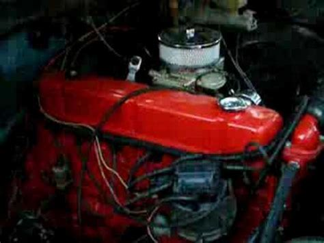 Webe 6 In 1 chevy 250 inline six