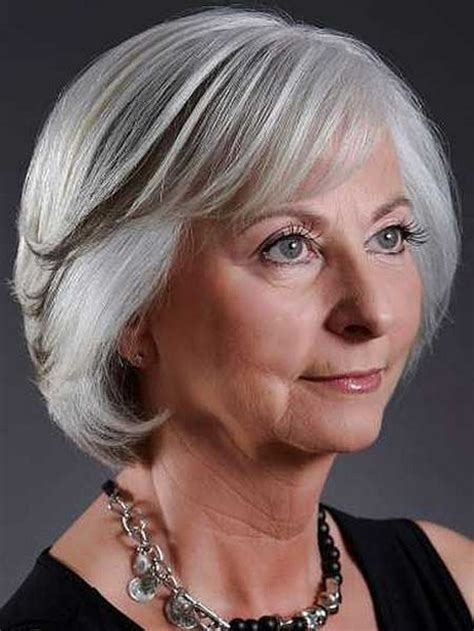beautiful short hairstyles for mature woman gallery short sassy haircuts for older women