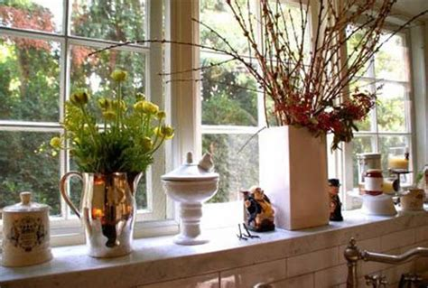kitchen window sill decorating ideas not just a pretty space may 2012