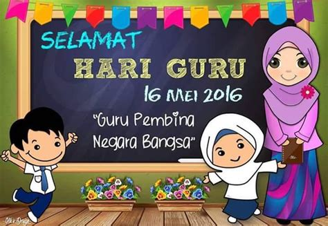 live and your selamat hari guru