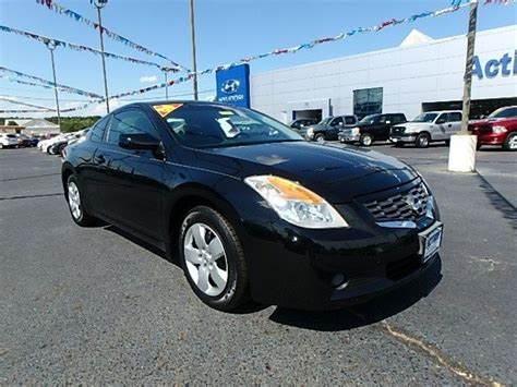 2008 nissan altima coupe used 2008 nissan altima coupe pricing for sale edmunds