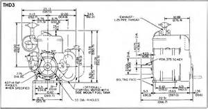 wisconsin engines thd3 engine repair specification