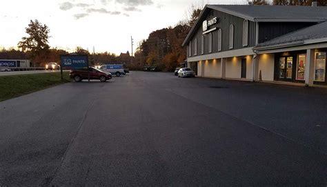 Construction Lot parking lot construction joseph mccormick construction