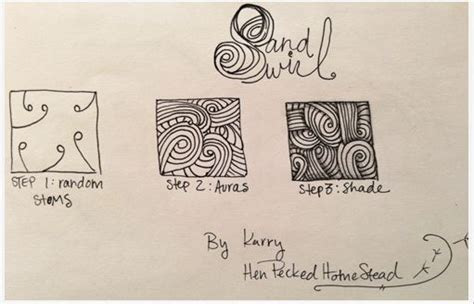 zentangle pattern sand swirl 633 best images about zentangle on pinterest doodle
