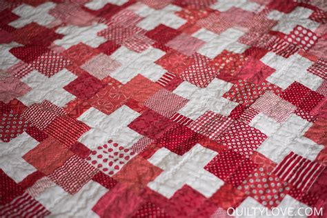 scrappy swiss plus quilt quilty