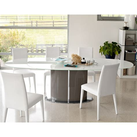 odyssey dining table calligaris odyssey extending table