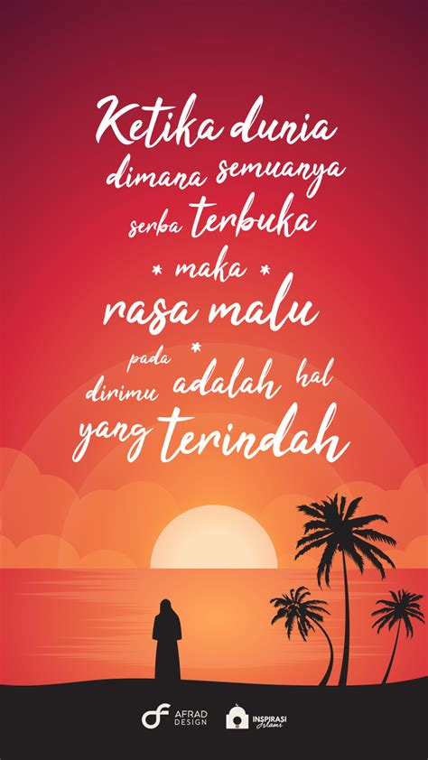 quotes bahasa indonesia islami kata kata mutiara