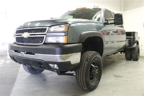 how does cars work 2006 chevrolet silverado 3500 security system buy used 2006 chevrolet silverado 3500 lt 4x4 crew cab welding b in arlington texas united
