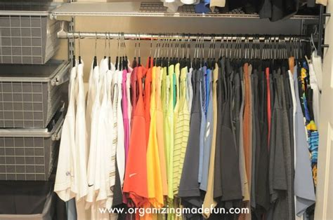 color organized closet 25 best ideas about color coded closet on