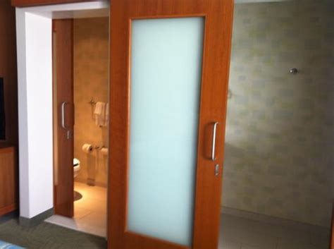 Sliding Bathroom Door Ideas Things To Consider When Choosing A Bathroom Door Ideas 4 Homes