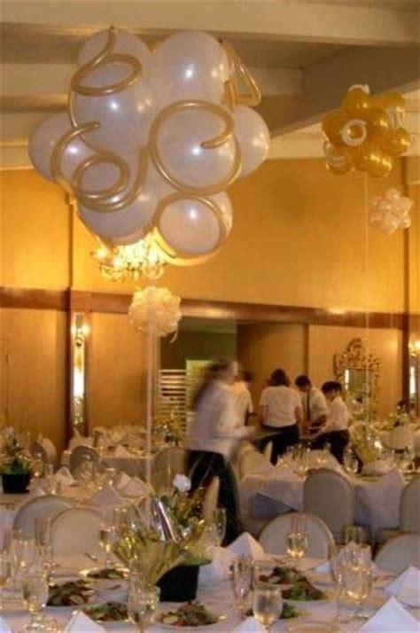 Elegant balloon party balls centerpieces pinterest