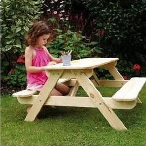 children s bench plans 21 wooden picnic tables plans and instructions guide