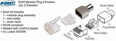 Diskon Original Connector Rj45 Cat6 100 rj45 cat6 original para utp ftp stp 1 295 00 en mercado libre