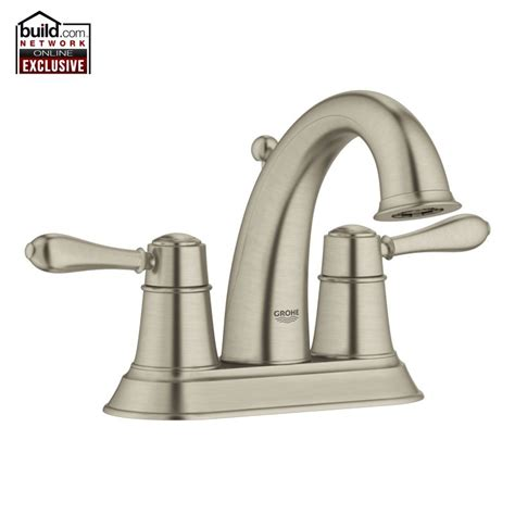 faucet 20424en0 in brushed nickel by grohe