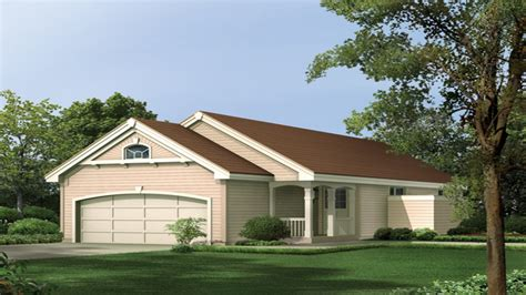 Garage House Plan by Narrow House Plans With Front Garage Narrow House Plans