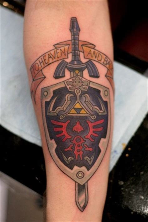 legend of zelda tattoo designs tattoos designs ideas and meaning tattoos for you