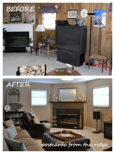 painting paneling walls before and after best painting 2018 tutorial how to paint paneling like a pro postcards