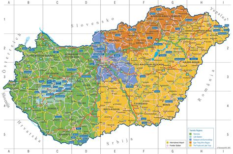 is 242 a us area code physical map of hungary 28 images index of country