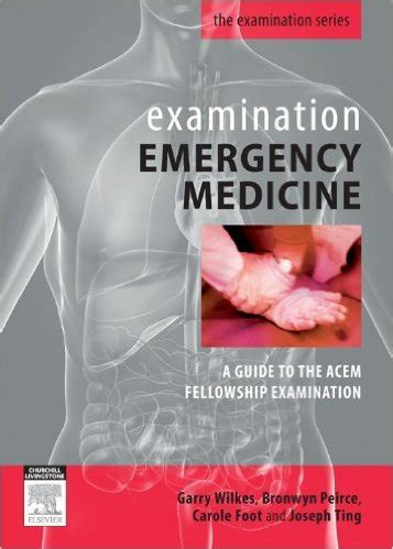 Emergency Medicine Mba Fellowship by Emergency Books S Ed
