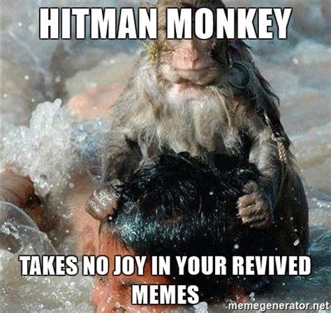 Monkey Meme Generator - clapping monkey