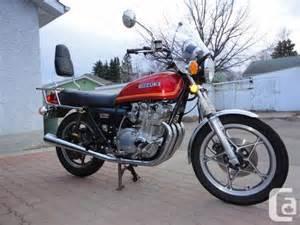 Suzuki Motorcycle Parts Canada 1977 Suzuki Gs750 Edmonton Ab For Sale In Edmonton