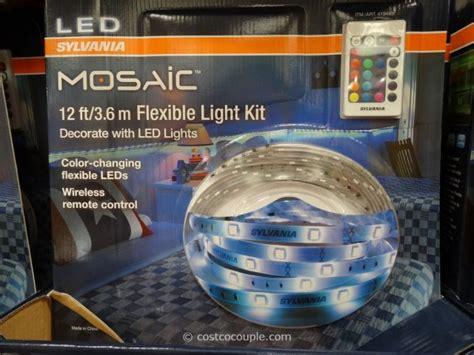 mosaic led light strips sylvania led light strips sylvania mosaic color changing