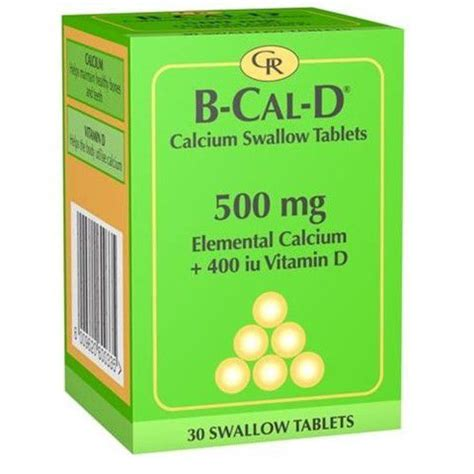 Cal 95 Tab 30 b cal dm tablets 500mg 30 s buy in south africa takealot