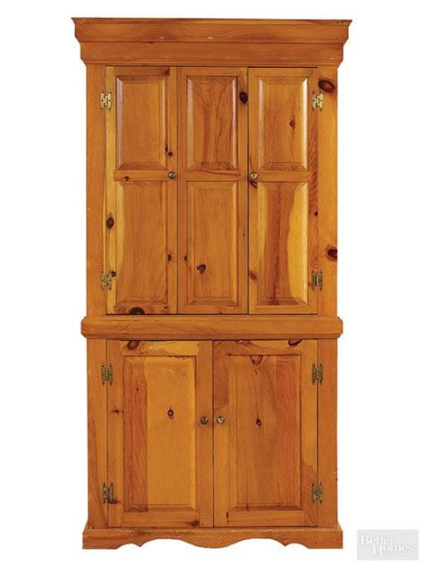 knotty pine armoire 35 best images about bookcases on pinterest built in