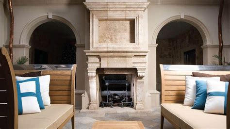 fireplaces materials marketing