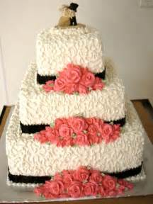 sams club wedding cakes three tiered square wedding cake cookies fresco bakery wedding