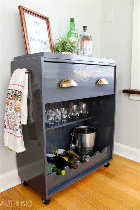 ikea hack bar best 25 dresser bar ideas on pinterest dresser kitchen