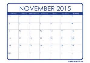 what is thanksgiving 2015 november 2015 calendar printable calendars