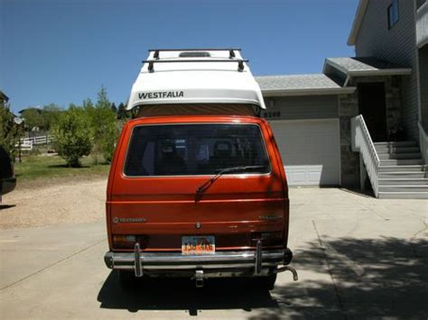 active cabin noise suppression 1984 volkswagen vanagon regenerative service manual find used 1984 vanagon westfalia new engine restored beautiful in park city utah
