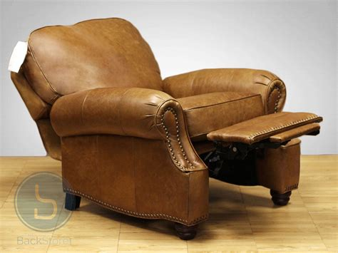 Barcalounger Longhorn Ii Recliner by New Barcalounger Longhorn Ii Chaps Saddle Leather Manual