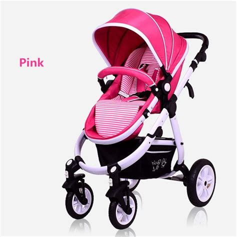 Chair Stroller Familly stroller 2 in 1 maclaren baby stroller and car seat adjustable baby car new arrive aluminum