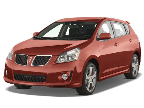 Pontiac Vibe by 2009 Pontiac Vibe Reviews And Rating Motor Trend