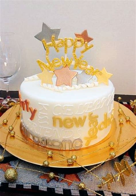 the cake new year new year s cake 2015 happy birthday