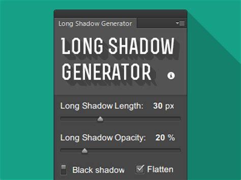 tutorial efek unik photoshop tutorial photoshop membuat efek long shadow segiempat