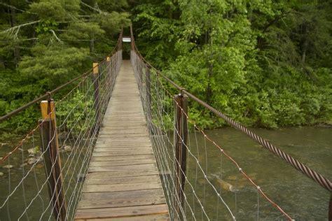 swinging bridge va swinging bridge virginia