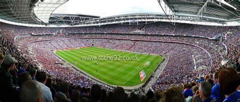football league ground guide wembley stadium
