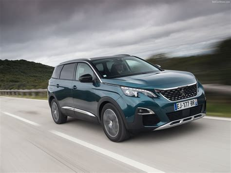 peugeot mpv 2017 new peugeot 5008 no longer an mpv conti talk