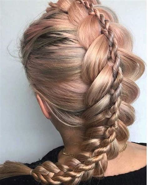 Unique Braided Hairstyles by 1655 Best Images About Hair On Fishtail Updo