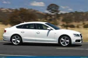 Audi A5 2010 Specs Ausmotive 187 Audi A5 Sportback Australian Specifications