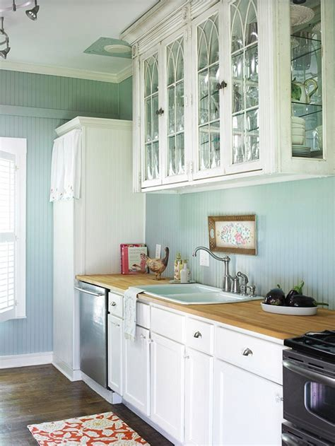 Kitchen Blue Walls White Cabinets 48 Best Images About Kitchen Styles On Pinterest Green Cabinets Kitchen Colors And Blue