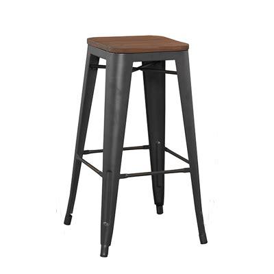 tolix bar stools cape town black tolix wooden detail prop cape town