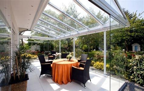 Ideas For Glazed Patio 20 Inspiring Terraces Window