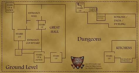 Free Blueprints For Houses world of hogwarts slurls the world of hogwarts